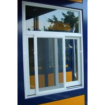 China European Designs Pvc Profile Sliding Windows Spain Style Window And Door