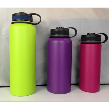 China 32oz hydro flask with stainless steel material, heat