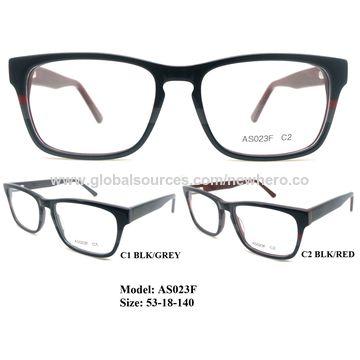 697e4ba3b8c ... China Fashion design acetate optical frame wholesale stock eyeglasses  women s eyewear factory supplier