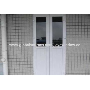 Beautiful ... China Thermal Insulation PVC Plastic French Casement Glass Door