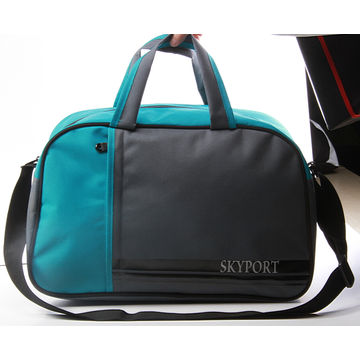 d931b07a143 China Gym bag with small size for one night closing,600D PVC+210T on ...