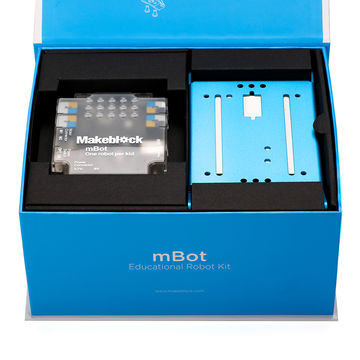MBot educational robot kit for robotics learning and designed for STEM education