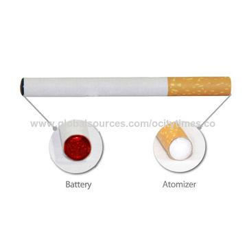 E cigarette vs real cigarette