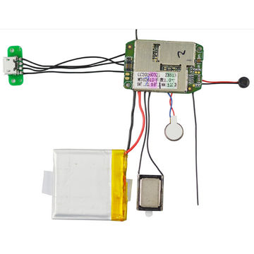 High End SOS GPS Tracker, Magnetic Charger, for Kid's and Senior Person