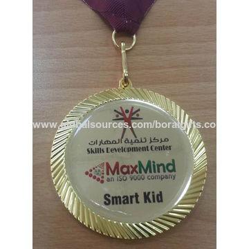 Quality Custom Embossed Medal for Finishers