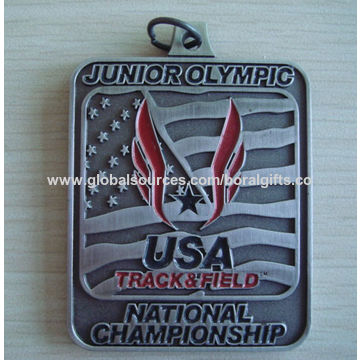 China Quality Custom Embossed Medal for Finishers