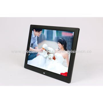 China 17inch Hd Digital Photo Frame Narrow Frame And Slim Body