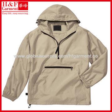 d22278c358b ... China Men s Windbreaker Jacket in Khaki