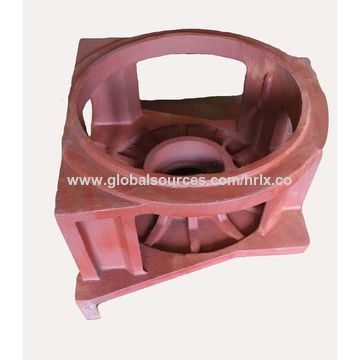 Elevator parts front support