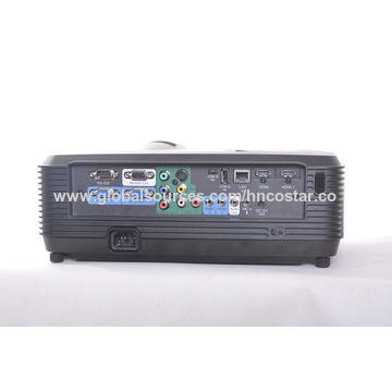 China Costar CH5000 5500Lumens with 1920*1080 Projector