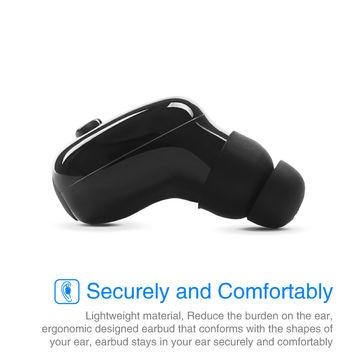 NEW Mini Wireless IP68 Waterproof Wireless Sports Earphone In-Ear Swimming Bluetooth Earphone
