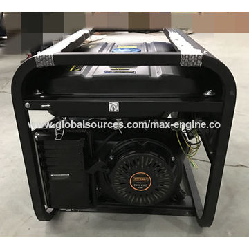 Portable Generator, Single Phase 5kw