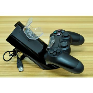 Charger bracket for PS4 Controller