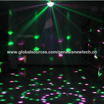 Big size disco light Bluetooth speaker,enjoy parties at home/hot pop dance speakers/TF/USB