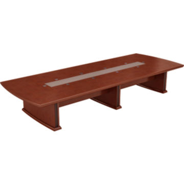 China Customized Wooden Veneer Peoples Conference Table On Global - Wood veneer conference table