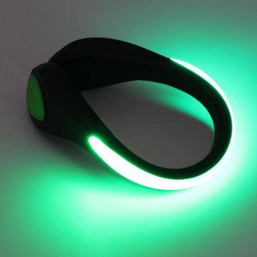 Night sports LED flash running light running
