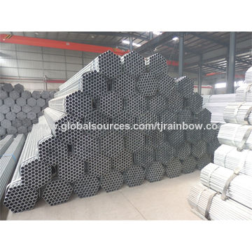 ERW Carbon Steel Pipe with Low Price