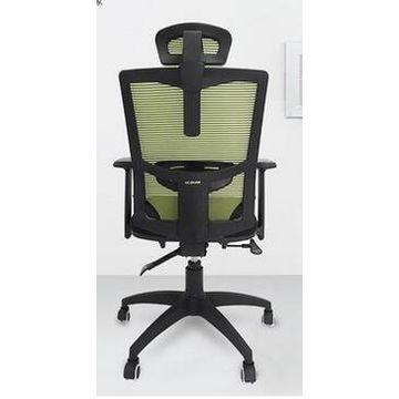 Super China High Back Swivel Office Chair Mesh Back Fabric Seat Theyellowbook Wood Chair Design Ideas Theyellowbookinfo