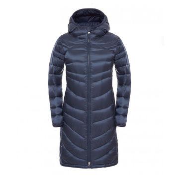 0a6999e40 China Women's long down jacket winter coats full zipper side pockets ...