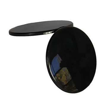 Best compact mirror, magnifying makeup mirror, perfect for purses/travel, 2-sided with 10x