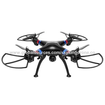 Photography Drone with GPS Wi-Fi FPV HD Camera