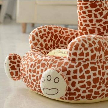 ... China Hot Sale Plush Giraffe Shaped Sofa, Chair Soft Stuffed Kid Animal  Sofa