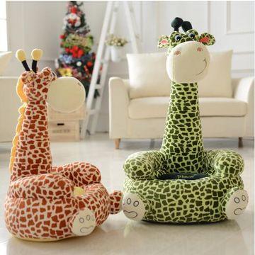 Exceptionnel ... China Hot Sale Plush Giraffe Shaped Sofa, Chair Soft Stuffed Kid Animal  Sofa ...