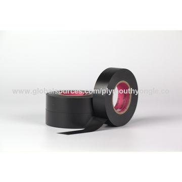 China Automotive Harness Tape, PVC Tape, Thickness 0.1mm