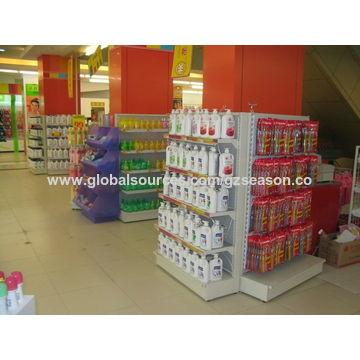 ... China Multifunction Gondola And Shelving, Supermarket Shelf Lamp House  Floor Cabinet 600L/300W/ ...