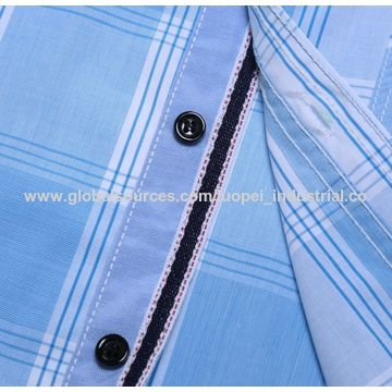 Men's checkered shirts