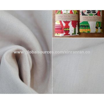 Linen Fabric for Chicken Table,Home Textile