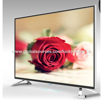 65-inch Smart LED TV, Android System with Wi-Fi
