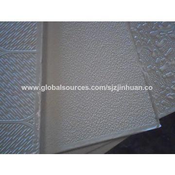 ... China PVC Print Film Gypsum Office Roof False Ceiling Designs