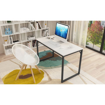China Ergonomic Office Furniture Wooden Computer Standing Desk On