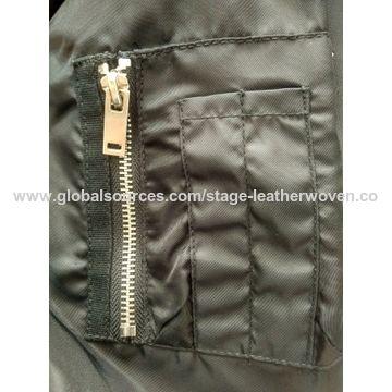 Ladies' leather jackets