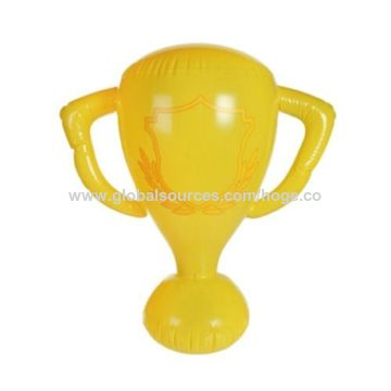 Newest Customized Inflatable Champion Trophy Cup
