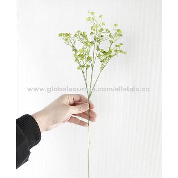 1PC Artificial Flower Gypsophila Silk Flower Simulation flowers DIY Wedding Home Hotel Party Decorat