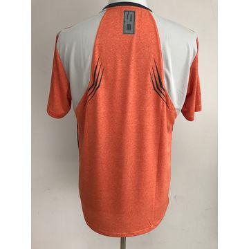 Men's T-shirts, cotton, 2017 new pattern