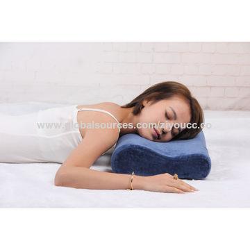 Traditional Sleeping Memory Pillow, Polyurethane Foam Pillow on ...