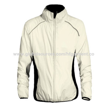 China Reflective Cycling Jacket Breathable On Global Sources