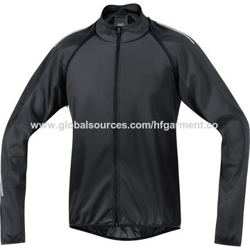 China Ride Men S Windproof Waterproof Reflective Cycling Jacket On