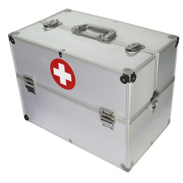 ... China Aluminum Medicine Storage Case Medical Box ...