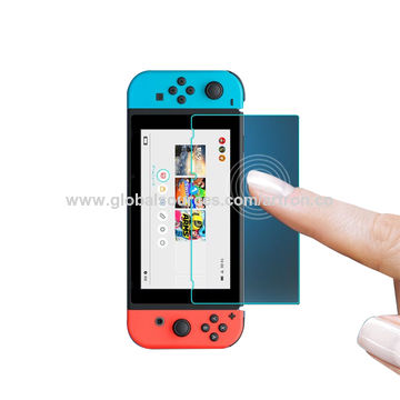2017 Newest Launch Glass Screen Protector for Nintendo Switch