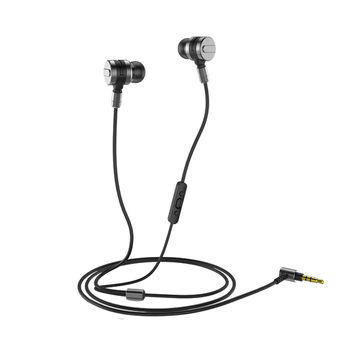 Bluetooth wired headset, detachable, 2 balanced armature and 1 dynamic driver