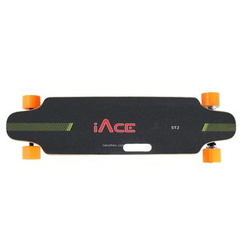 2017 new design high performance Electric Skateboard with Samsung battery and CE/RoHS/FCC/UL