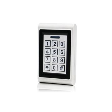 Access control keypad security system supports ID card with dust-proof IP66