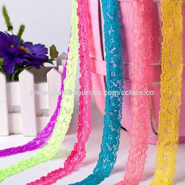 Cheap Korean voile fabric lace, wholesale for lace dress