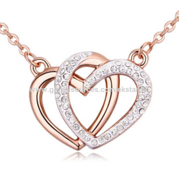 China 2017 new fashionable design gold plated cubic zirconia pendant china 2017 new fashionable design gold plated cubic zirconia pendant necklace aloadofball Images