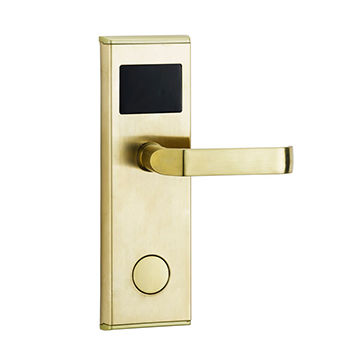 Hotel system and swipe card lock