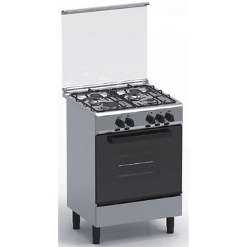 ... China 4 Burner Gas Stove, Cooking Range/with Oven, Free Standing Gas